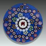 Click here to enlarge image and see more about item S019: Baccarat 1977: Gridel devil paperweight