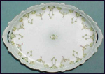 Click here to enlarge image and see more about item Z386: MZ Austria dresser tray