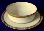 Click here to enlarge image and see more about item Z413: MZ Austria ramekin set