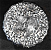 Click to view larger image of Vintage sterling repousse thread holder (Image3)
