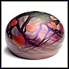Click to view larger image of Early Lundberg 1973: Art nouveau paperweight (Image2)
