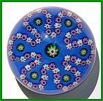 Click to view larger image of Parabelle Glass: Hexafoil garland  paperweight (Image1)