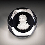 D�Albret: Christopher Columbus paperweight