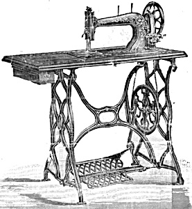 American Sewing Machine Co sewing machine manual (Image1)