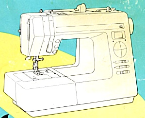 DOWNLOAD / PDF So Fro Compute A Stitch 100 stitch sewing machine manual (smm1153pdf) (Image1)
