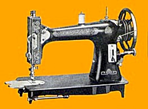 Domestic rotary electric sewing machine manual (Image1)