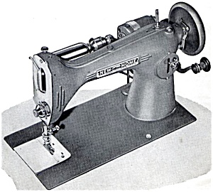 New Home NHR sewing machine manual (smm402) (Image1)