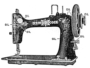 DOWNLOAD / PDF New Home rotary sewing machine manual (smm952pdf) (Image1)