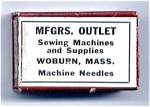 Click here to enlarge image and see more about item 12114: Size 14 Ten new Singer model 31-15 and more sewing machine needles (ten - 12114)