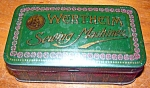 Click here to enlarge image and see more about item 12205: 1 Wertheim metal accessory box