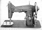 Click to view larger image of PRINTED Kenmore by Sears 117.812 sewing machine manual (smm021c) (Image1)