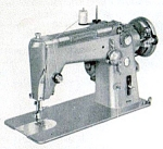 Click here to enlarge image and see more about item smm025: PRINTED Singer 319 sewing machine instruction manual (smm025)