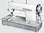 Click here to enlarge image and see more about item smm030origa: Kenmore model 71 original sewing machine manual