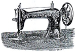 Click here to enlarge image and see more about item smm031a: PRINTED Singer Improved Family 15 sewing machine manual (smm031a)