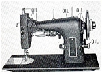 Click here to enlarge image and see more about item smm034: Franklin 117.1131 sewing machine manual