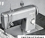 Click here to enlarge image and see more about item smm055pdf: DOWNLOAD / PDF Pfaff 6 sewing machine manual (smm055pdf)