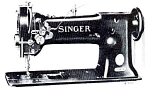 Click here to enlarge image and see more about item smm074: PRINTED Singer 111-152 and more sewing machine manual (smm074)