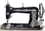 Click here to enlarge image and see more about item smm1099: Davis Vertical Feed sewing machine manual