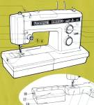 DOWNLOAD / PDF Kenmore by Sears 1760 sewing machine manual (smm1232pdf)