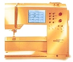 Click here to enlarge image and see more about item smm1281: Bernina model 180 Artista sewing machine manual