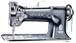 Click here to enlarge image and see more about item smm131: PRINTED Singer 111w100 sewing machine manual (smm131)