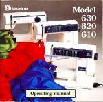 Click here to enlarge image and see more about item smm1389cpdf: Husqvarna 610, 620, 630 Optima sewing machine manual