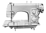 Click here to enlarge image and see more about item smm1397: PRINTED Wizard 3KC 8845 sewing machine manual (smm1397)