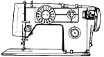 Click here to enlarge image and see more about item smm1488pdf: DOWNLOAD / PDF Penncrest 3110 sewing machine manual (smm1488pdf)
