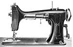 Click here to enlarge image and see more about item smm1662: Graybar models 2A, 5A and 7A, sewing machine manual