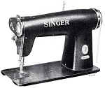 Click here to enlarge image and see more about item smm257a: Singer 410w1 and 410w100 original sewing machine manual