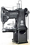 Click here to enlarge image and see more about item smm259: PRINTED Singer 108w20 and 21 sewing machine manual (smm259)