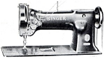 Click here to enlarge image and see more about item smm263: PRINTED Singer 112-140 sewing machine manual (smm263)