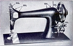 Click here to enlarge image and see more about item smm291: Franklin 117.42 sewing machine manual