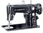 Click here to enlarge image and see more about item smm325: PRINTED Singer 306  sewing machine manual (smm325)