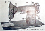 Click to view larger image of PRINTED Kenmore by Sears 117.831 sewing machine manual (smm372) (Image1)