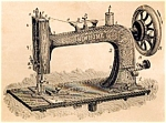 Click to view larger image of New Home VS treadle sewing machine manual (smm378) (Image1)