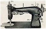 Click here to enlarge image and see more about item smm390: Franklin 117.91 sewing machine manual