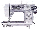 Click here to enlarge image and see more about item smm432: PRINTED Morse Fotomatic IV 4400 sewing machine manual (smm432)