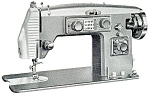 Click here to enlarge image and see more about item smm443: PRINTED Un named sewing machine manual (smm433)