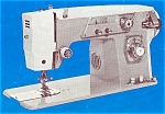 Click here to enlarge image and see more about item smm445: PRINTED Super Deluxe 139 sewing machine manual (smm445)