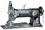 Click here to enlarge image and see more about item smm446: PRINTED Singer 112 and more models sewing machine manual (smm446)