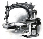 Click here to enlarge image and see more about item smm447: PRINTED Union class 11500 and 11700 sewing machine manual (smm447)