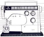 Husqvarna 6460 and more models sewing machine manual