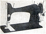 Click here to enlarge image and see more about item smm490: PRINTED Un named sewing machine manual (smm490)