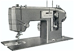 Click here to enlarge image and see more about item smm497: Kenmore by Sears 1500 sewing machine manual