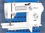 Click here to enlarge image and see more about item smm526: PRINTED Koyo model K 1201 sewing machine manual (smm526)