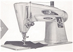 Click here to enlarge image and see more about item smm529: PRINTED Singer 503 Slant O Matic sewing machine manual (smm529)