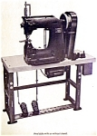 Click here to enlarge image and see more about item smm582: PRINTED Union by Randall sewing machine parts manual (smm582)