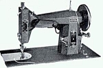 Click here to enlarge image and see more about item smm583: Franklin 117.123 sewing machine manual