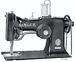 Click here to enlarge image and see more about item smm584: PRINTED Singer 107-1,107-3, 107-5 sewing machine manual (smm584)